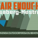Fair Enough, Vildmarksmässan & Nordic Outdoor